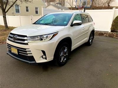 2017 Toyota Highlander lease in RUTHERFORD,NJ - Swapalease.com