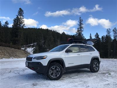2019 Jeep Cherokee lease in Great Falls,MT - Swapalease.com