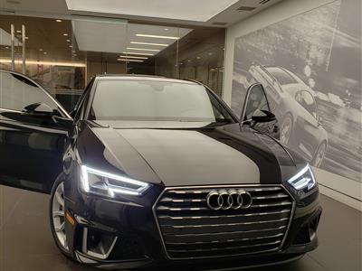 2019 Audi A4 lease in Newark,CA - Swapalease.com
