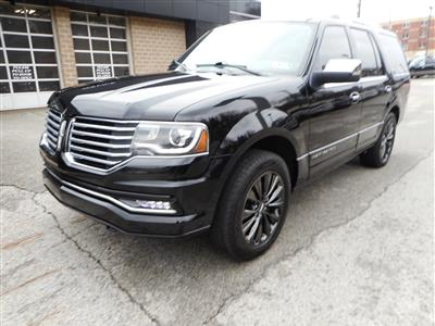 2017 Lincoln Navigator lease in Pittsburgh,PA - Swapalease.com