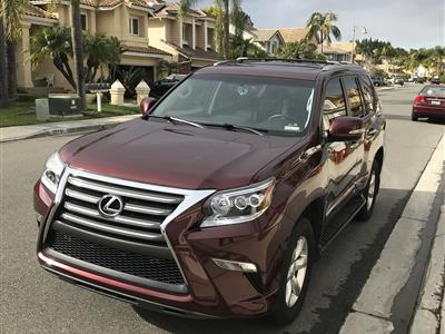 2016 Lexus GX 460 lease in Mission Viejo,CA - Swapalease.com