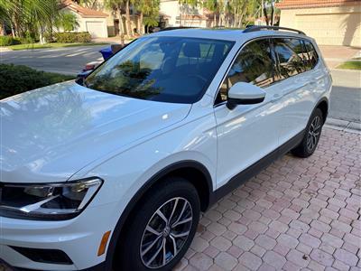 2019 Volkswagen Tiguan lease in PEMBROKE PINES,FL - Swapalease.com