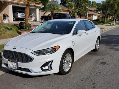 2019 Ford Fusion Energi lease in NORTHRIDGE,CA - Swapalease.com