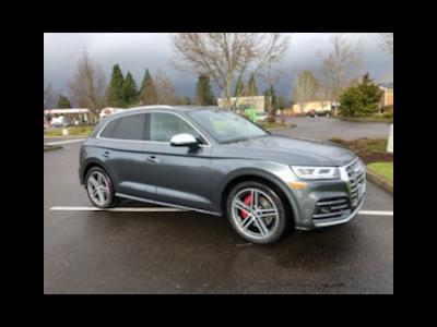 2018 Audi SQ5 lease in Philomath,OR - Swapalease.com