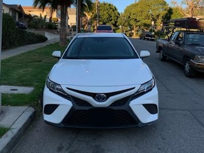 2019 Toyota Camry Hybrid lease in Long Beach,CA - Swapalease.com