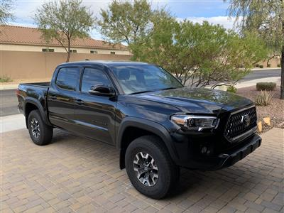 2019 Toyota Tacoma lease in Peoria,AZ - Swapalease.com