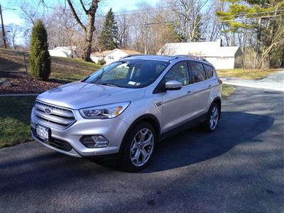 2019 Ford Escape lease in Poughkeepsie,NY - Swapalease.com