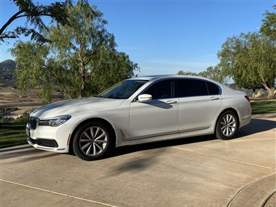2019 BMW 7 Series lease in Escondido,CA - Swapalease.com