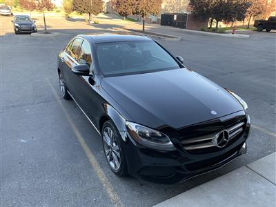 2017 Mercedes-Benz C-Class lease in Bluffdale,UT - Swapalease.com