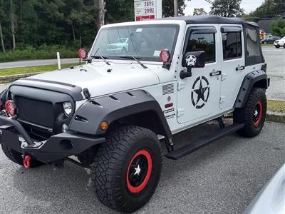 2017 Jeep Wrangler Unlimited lease in Hopewell Junction ,NY - Swapalease.com