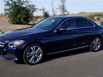 2018 Mercedes-Benz C-Class lease in Thousand Oaks,CA - Swapalease.com