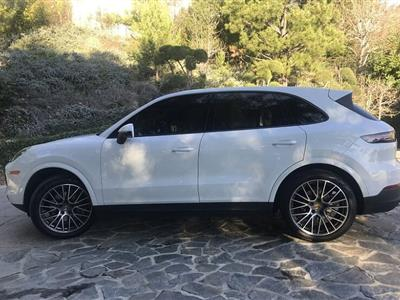 2019 Porsche Cayenne lease in Los Angeles,CA - Swapalease.com