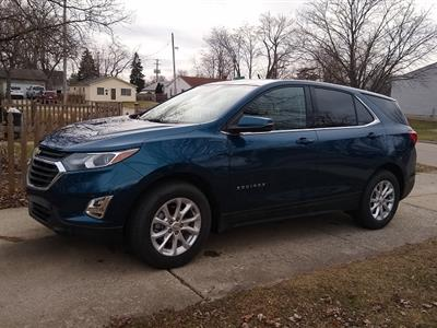 2019 Chevrolet Equinox lease in Madison Heights,MI - Swapalease.com