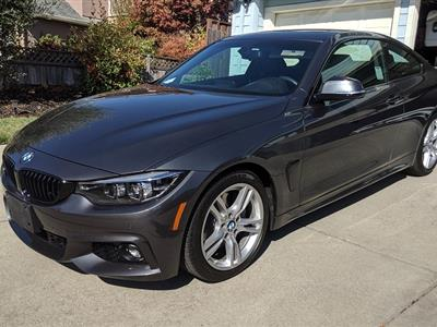 2019 BMW 4 Series lease in Pinole,CA - Swapalease.com