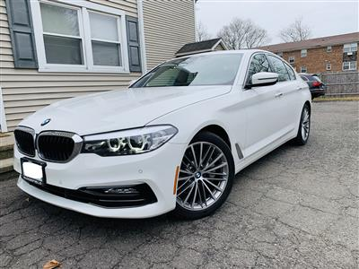 2018 BMW 5 Series lease in Shelton,CT - Swapalease.com
