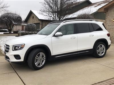 2020 Mercedes-Benz GLB SUV lease in ORLAND PARK,IL - Swapalease.com