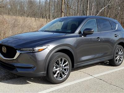 2019 Mazda CX-5 lease in Kingsport ,TN - Swapalease.com