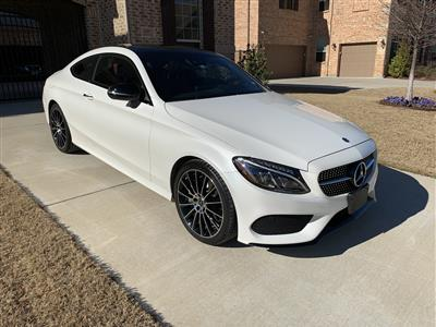 2018 Mercedes-Benz C-Class lease in Flower Mound,TX - Swapalease.com