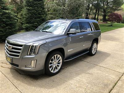 2019 Cadillac Escalade lease in Middletown,NJ - Swapalease.com