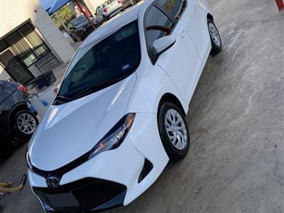2018 Toyota Corolla lease in San Antonio,TX - Swapalease.com