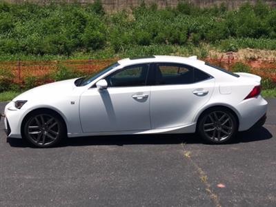 2018 Lexus IS 300 F Sport lease in Chantilly,VA - Swapalease.com