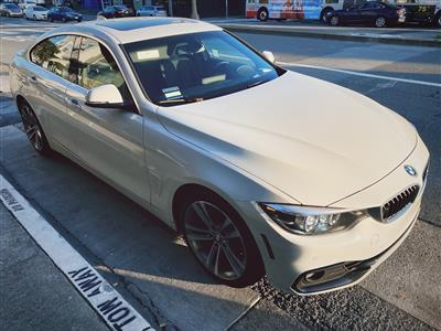 2018 BMW 4 Series lease in San Francisco,CA - Swapalease.com