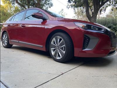 2019 Hyundai Ioniq Hybrid lease in Woodland Hills ,CA - Swapalease.com
