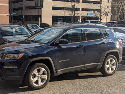 2018 Jeep Compass lease in Fairfield,NJ - Swapalease.com
