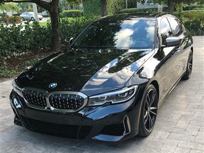 2020 BMW 3 Series lease in Boca Raton,FL - Swapalease.com