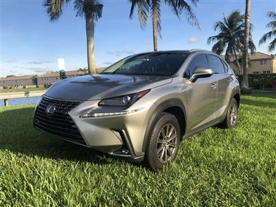 2018 Lexus NX 300 lease in Miami,FL - Swapalease.com