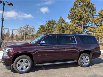 2017 Chevrolet Suburban lease in DENVER,CO - Swapalease.com