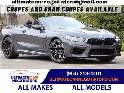 2021 BMW M8 lease in Fort Lauderdale,FL - Swapalease.com