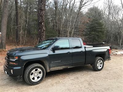 2019 Chevrolet Silverado 1500 lease in Mansfield,MA - Swapalease.com