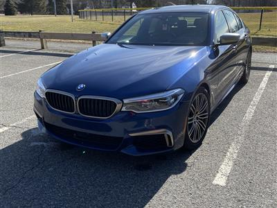 2019 BMW 5 Series lease in Shrewsbury,MA - Swapalease.com