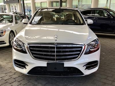 2018 Mercedes-Benz S-Class lease in FRANKLIN LAKES,NJ - Swapalease.com