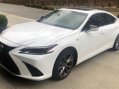 2019 Lexus ES 350 F Sport lease in Raleigh,NC - Swapalease.com
