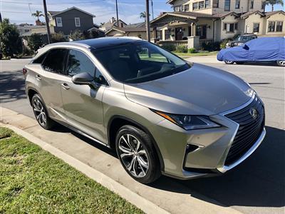 2017 Lexus RX 350 lease in Coronado,CA - Swapalease.com
