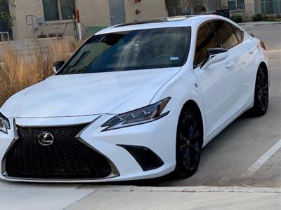 2019 Lexus ES 350 F Sport lease in Fort Worth,TX - Swapalease.com