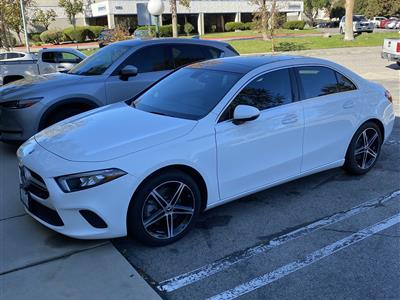 2019 Mercedes-Benz A-Class lease in North Hollywood,CA - Swapalease.com