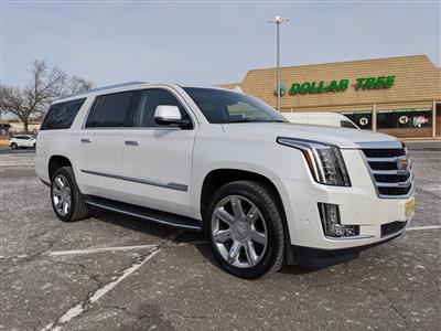 2019 Cadillac Escalade ESV lease in Passaic,NJ - Swapalease.com