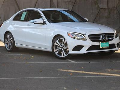 2019 Mercedes-Benz C-Class lease in Walnut Creek,CA - Swapalease.com