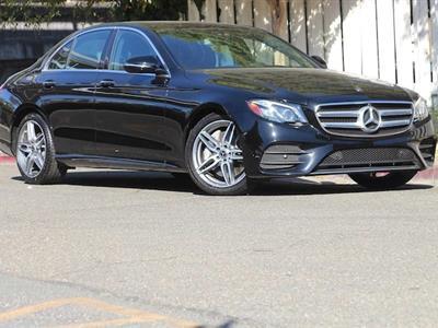 2019 Mercedes-Benz E-Class lease in Walnut Creek,CA - Swapalease.com