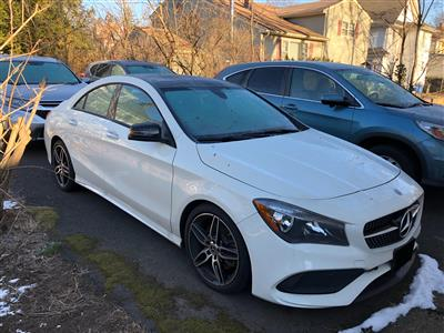 2018 Mercedes-Benz CLA Coupe lease in Plainfield,NJ - Swapalease.com