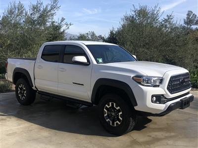 2019 Toyota Tacoma lease in Santa Barbara,CA - Swapalease.com
