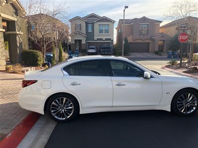 2019 Infiniti Q50 lease in Las Vegas,NV - Swapalease.com