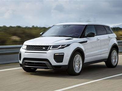 2017 Land Rover Range Rover Evoque lease in West Isip ,NY - Swapalease.com