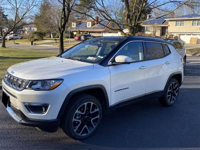 2018 Jeep Compass lease in Smithtown,NY - Swapalease.com