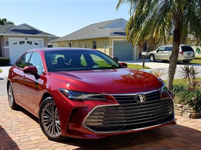 2019 Toyota Avalon lease in Stuart,FL - Swapalease.com