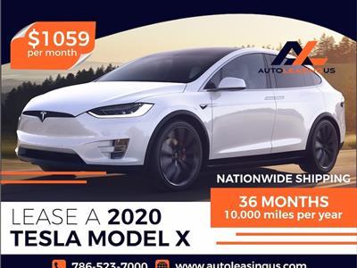 2020 Tesla Model X lease in Ft Lauderdale,FL - Swapalease.com
