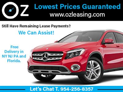 2020 Mercedes-Benz GLA SUV lease in Ft Lauderdale,FL - Swapalease.com